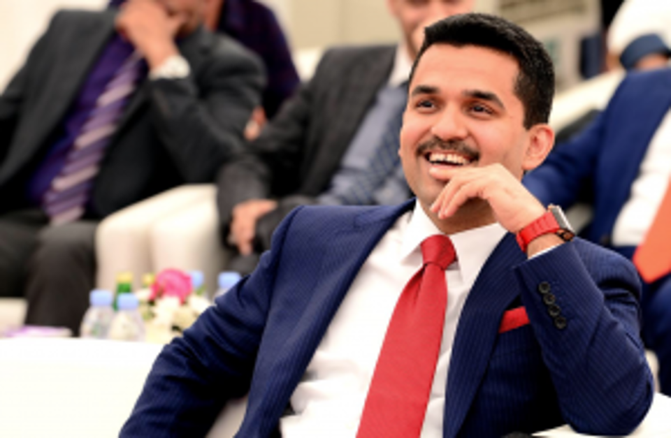 Indian-Born Middle East Billionaire Shamsheer Vayalil joins The Giving Pledge