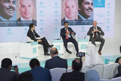 UAE will be the health capital of the World: Expert panel at World Government Summit