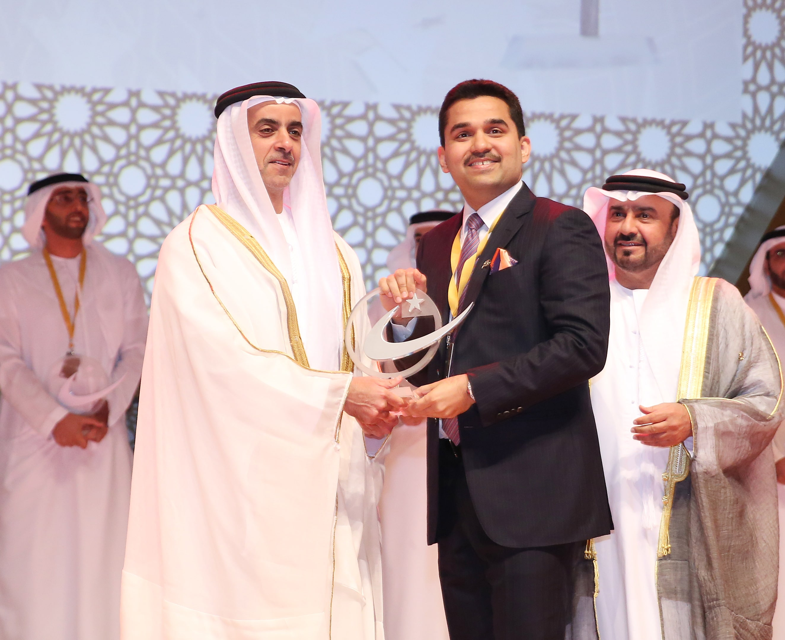 LLH Hospital, Musaffah bags the Sheikh Khalifa Excellence Award